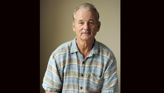 "Actor Bill Murray shares some favorite poems in the April issue of ""O, The Oprah Magazine."""
