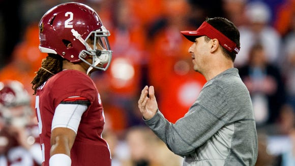 Jalen Hurts lost his first game as a starter with Steve