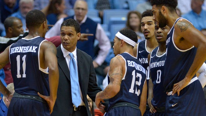 Monmouth got snubbed in last year's NCAA field but could put on a glass slipper if it makes the Dance this year.