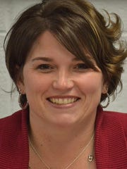 Chrissy Kumhala, president of the Oconto School Board.