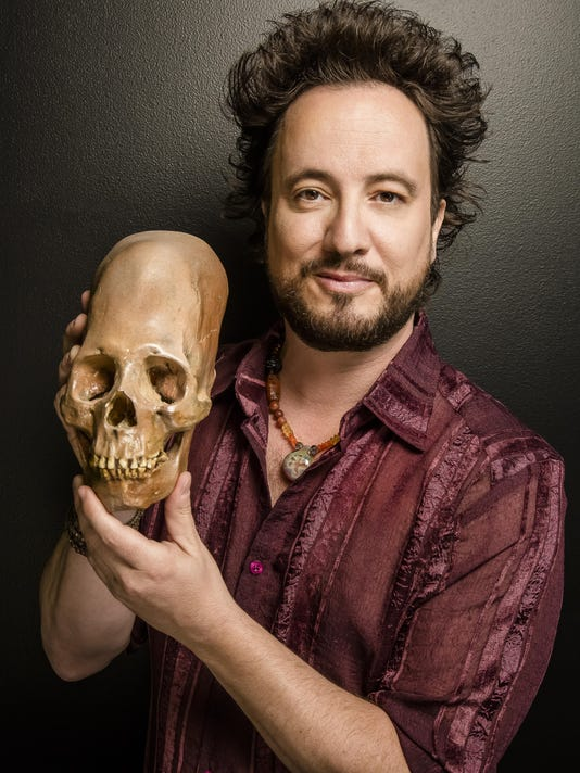 Of note Tsoukalos