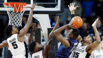 Providence surges past Xavier in 2nd half