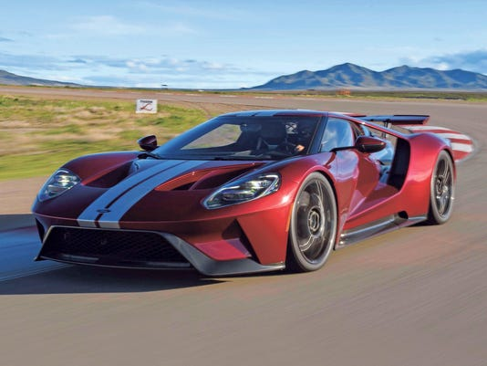 The Ford Gt Which Made Its Media Debut This Month In Utah Has Its Origins In Project Silver Which Set Out To Develop A Mustang For Le Mans