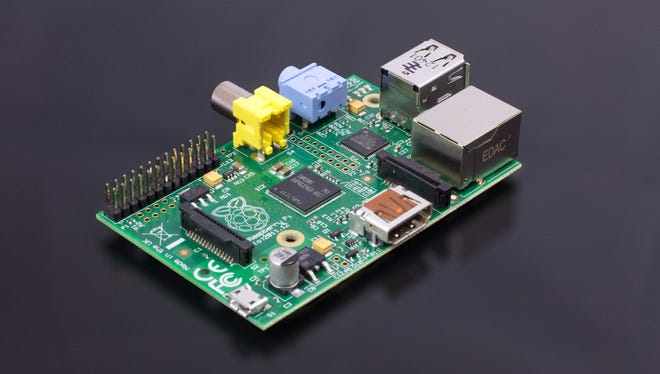One of the models of Raspberry Pi.