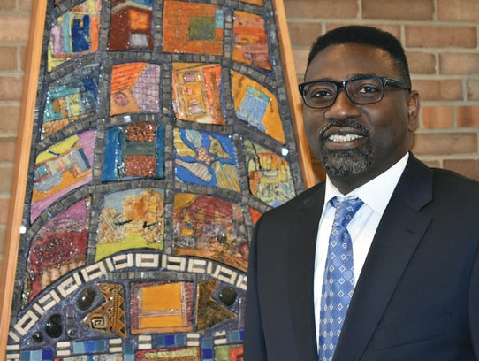Milwaukee Public Schools chief school administration officer, Keith Posley, will become interim superintendent May 21.