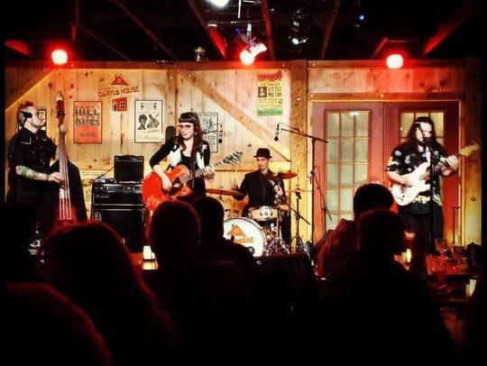 Don't miss, from Kingston NY, Lara Hope and the Ark-Tones