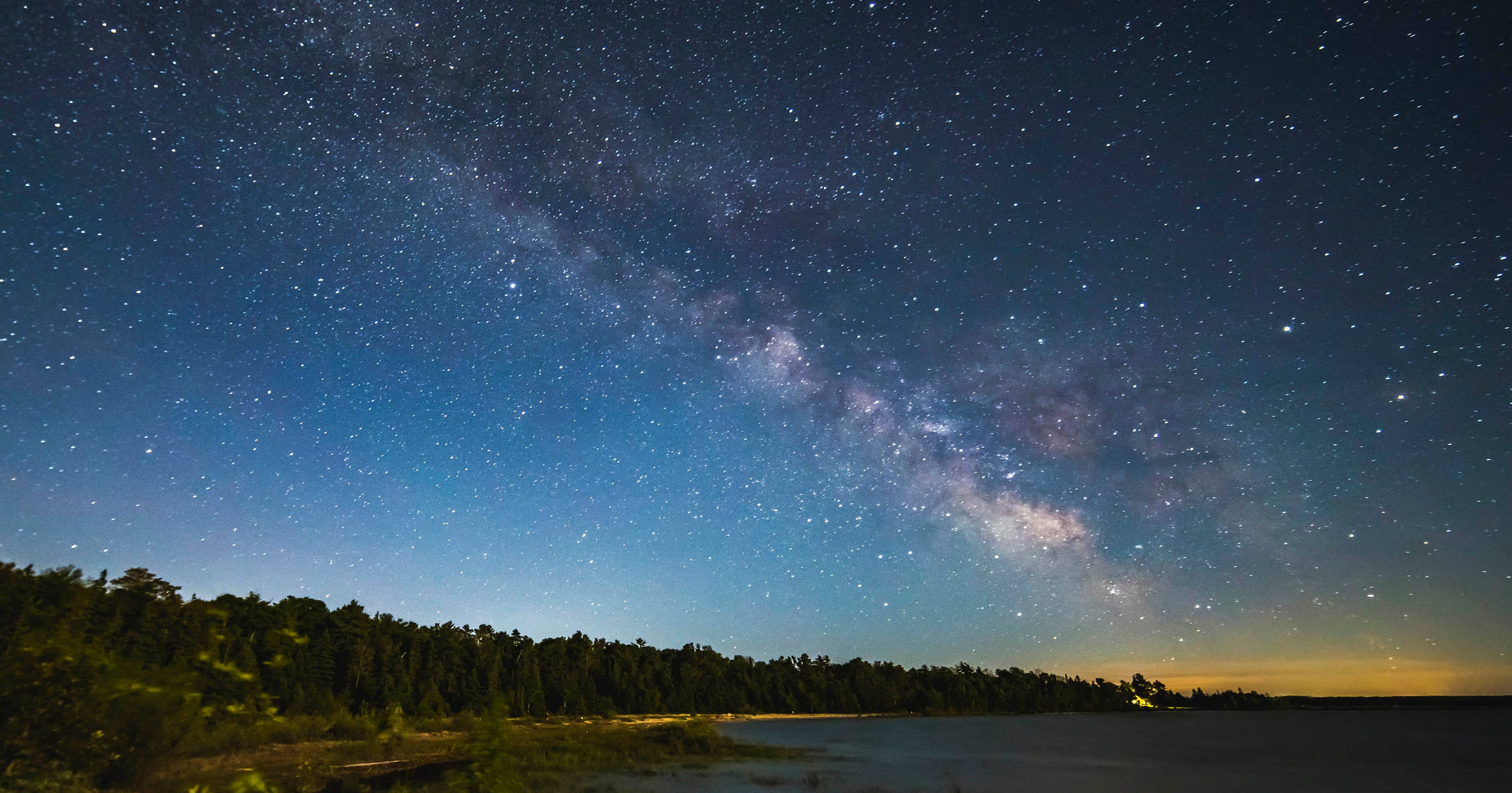 Let there be starlight: Light pollution a glaring problem in