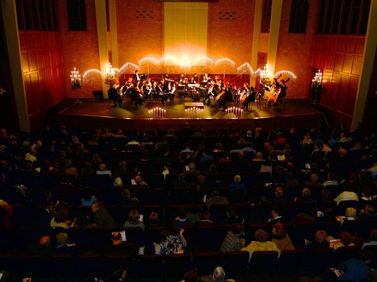 """The Mississippi Symphony Orchestra's """"Mozart by Candlelight"""" is Saturday night at Belhaven University Center for the Arts."""