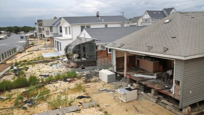 Thousands of Shore homeowners had to apply for insurance claims or rebuilding grants in the wake of superstorm Sandy, but their experiences have been troubling.