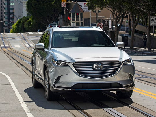 The 2016 Mazda CX-9 is an example of one of the automaker's