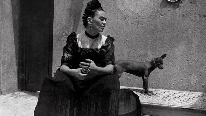 """Frida Kahlo: Her Photos"" opens Oct. 31 at the Heard Museum."