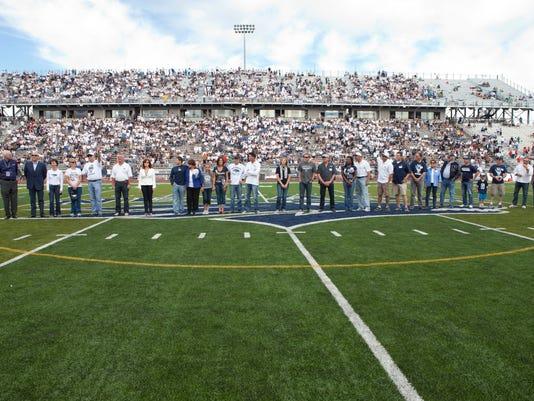 Homecoming Alumni Tailgate 2011