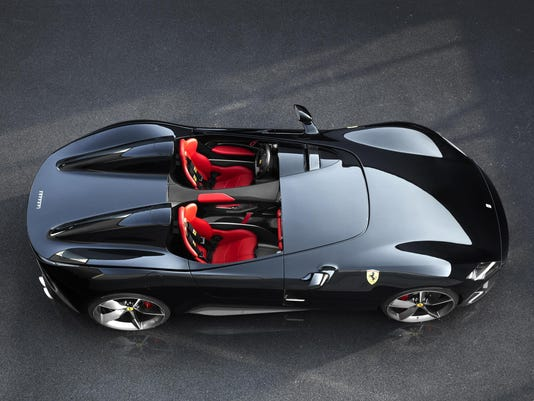 Ferrari Monza Sells Out Quickly What It S Like To Own An Older Model