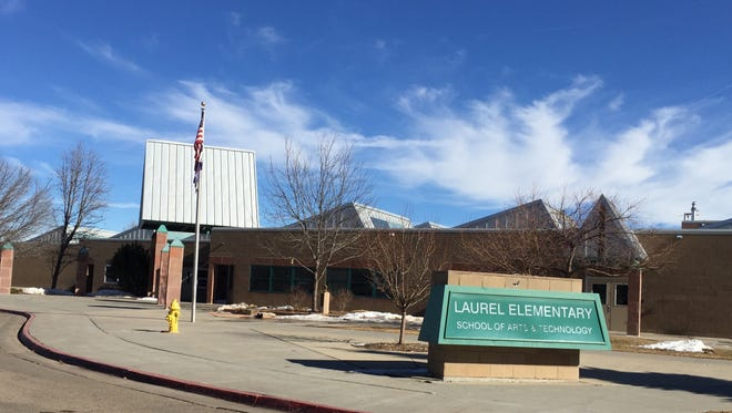 Laurel Elementary School's principal sent a letter out to families Tuesday informing families that a teacher found a bullet in a fifth-grade classroom.