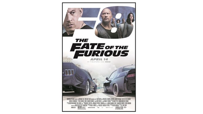 Advanced screening of The Fate of the Furious
