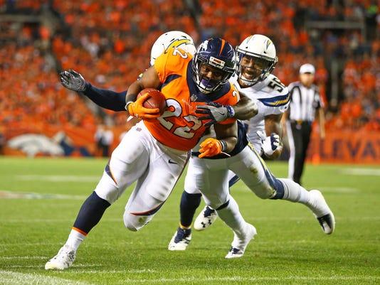USP NFL: LOS ANGELES CHARGERS AT DENVER BRONCOS S FBN DEN LAC USA CO