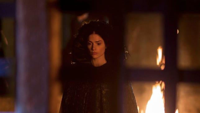 Janet Montgomery stars in WGN America's 'Salem.'