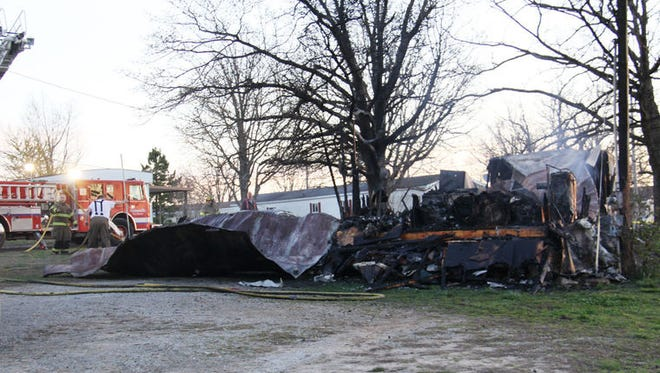 Three Gainesville residents perished Tuesday in an early morning fire.