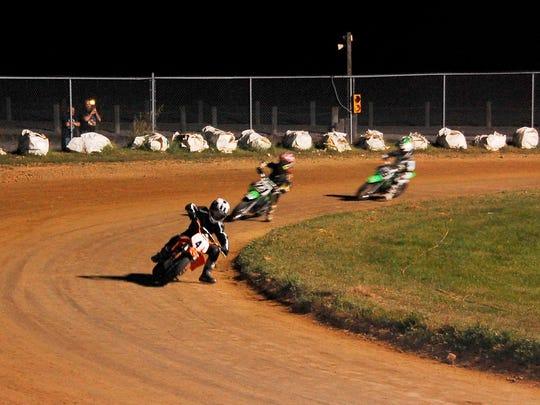 Lawrenceburg Motorcycle Speedway.