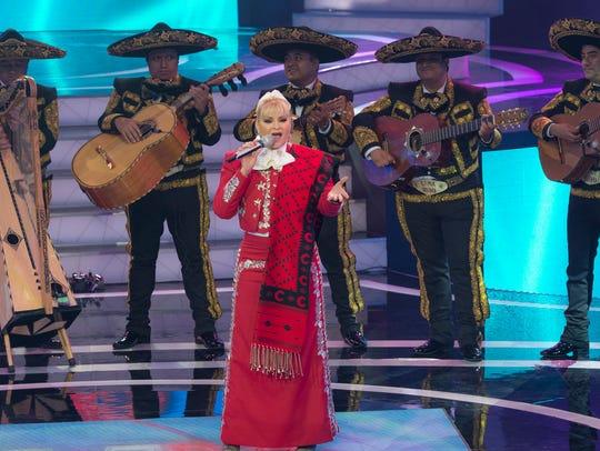 Gran intérprete de todos los géneros, Rocío lanzará