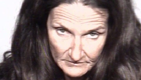 Amy Rice was arrested Sunday afternoon for DUI with her nine year-old son in the front seat.