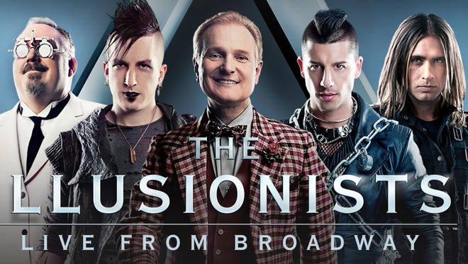 """""""The Illusionists — Live from Broadway"""" is coming to the Wicomico Youth & Civic Center."""