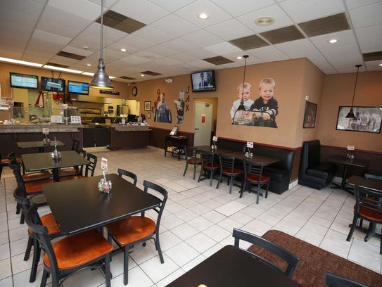 Jax and Gabe's Pizzeria offers a great New York-style