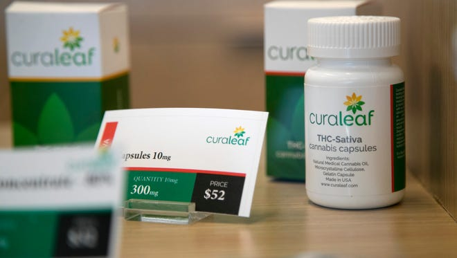 Curaleaf in Fort Myers is a medical marijuana dispensary that has THC vape pens, THC capsules, THC oils and CBD vape pens. They grow and manufacture all their products, and they also deliver to established patients.