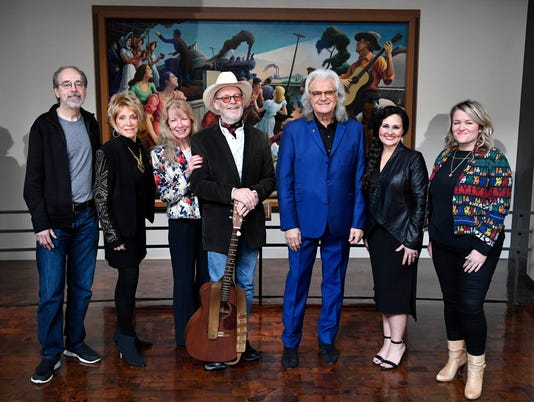 USP ENTERTAINMENT: CMHOF INDUCTEES ANNOUNCEMENT E ENT USA TN