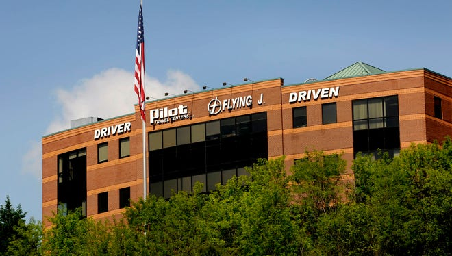 Pilot Flying J headquarters in Knoxville, Tenn.