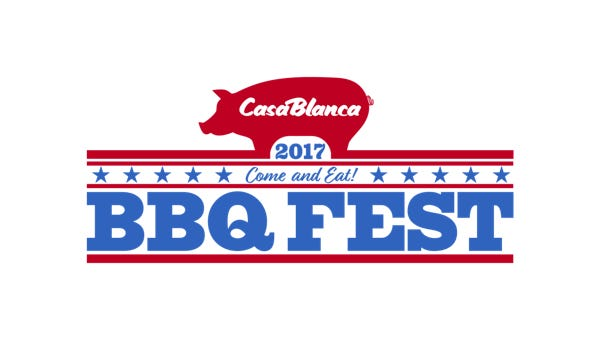 The CasaBlanca BBQ Fest will be held Sept. 8-10 in Mesquite.