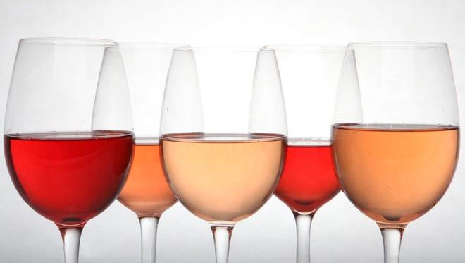 Summer rosé wines, chosen by Zachys in Scarsdale.