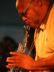 Jimmie Highsmith Jr. is one of the artists playing the Webster Jazz Festival, happening Friday and Saturday nights, July 20 and 21, in the village of Webster.