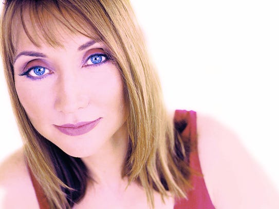 Country singer Pam Tillis.