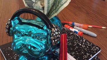 Resist urge to splurge on glitz with school supplies