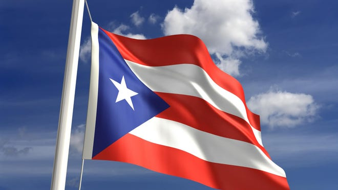 The current flag of Puerto Rico was adopted in 1952.