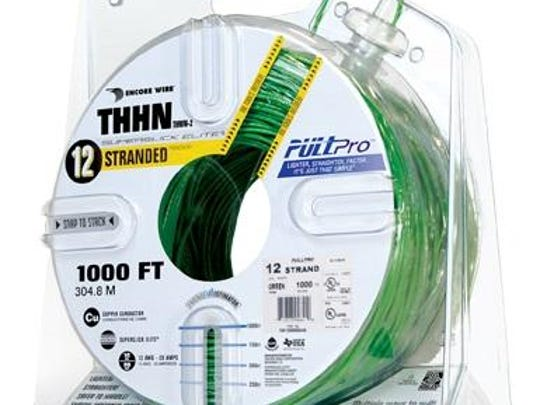 Unknown people broke into a construction site multiple times, and stole tools and supplies. Items stolen during the thefts include a spool of green PullPro wire.