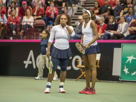 USA vs Netherlands Fed Cup 2018