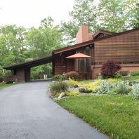 Photos: Frank Lloyd Wright house is a small gem