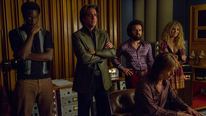 Bobby Cannavale as Richie Finestra in the HBO television series 'Vinyl.'