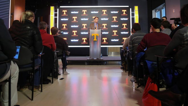 Tennessee administrators and coaches had several sorry performances this week, including AD Dave Hart on Thursday.