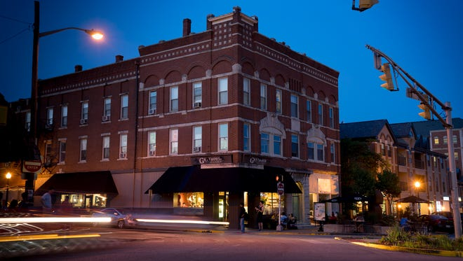 Greyhouse Coffee & Supply Co. has been in the Miller Building in the West Lafayette Village since 2008. With new building owners and a new lease, Greyhouse plans to expand.