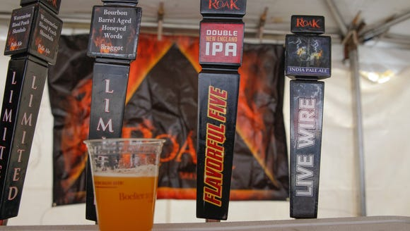 Roak Brewing's Flavorful Five, a summer release, continues