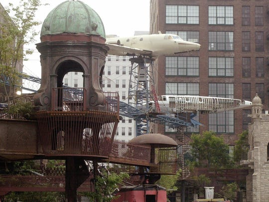The City Museum is a constantly evolving work of art, part playground and part hands-on art show.