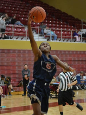 Blackman's Crystal Dangerfield has signed with Connecticut and is a two-time TSSAA Class AAA state tournament MVP.
