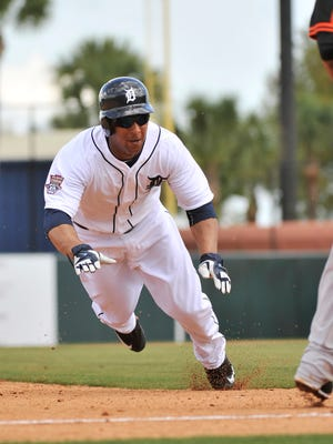 Anthony Gose, CF, age 25, L-L, 6-1, 190: There were ups and downs, as expected, but Gose steadily improved and matured as a player through his first full season. He proved what the Tigers suspected, he can be a productive everyday center fielder in the big leagues. He still needs to make more contact at the plate – which is why he's adding the bunt to his offensive arsenal – and utilize his speed. But he produced above expectations.