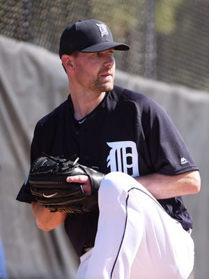 Mike Pelfrey, RHP, age 32, 6-7, 245: Coming off his first fully healthy offseason in four years, Pelfrey has had an impressive spring. When he is on his game, his hard sinker produces a lot of ground balls, which should play well for the Tigers. He also keeps the ball in the yard. He had the lowest home run rate in baseball last season. He may not make an all-star team but more often than not, he will compete and give the Tigers a chance to win games.