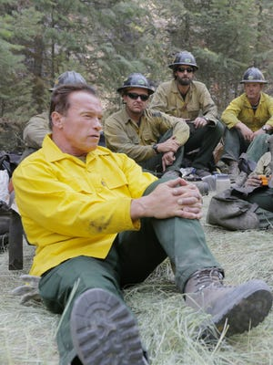 Arnold Schwarzenegger is a correspondent in Showtime's  'Years of Living Dangerously'  documentary series about climate change.