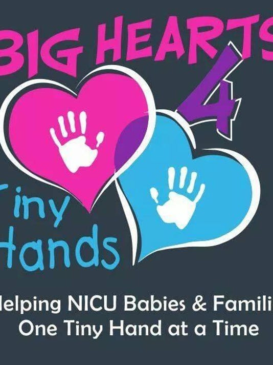 Big Hearts 4 Tiny Hands Logo
