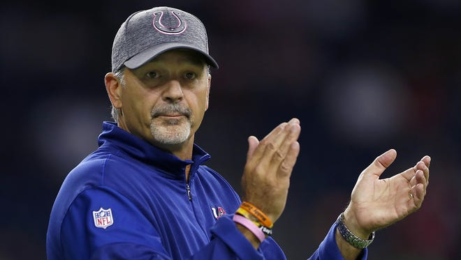 Is the Chuck Pagano era coming to an end?